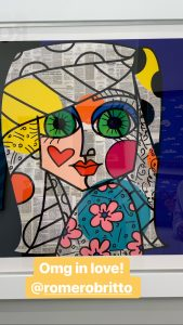 romero britto south beach