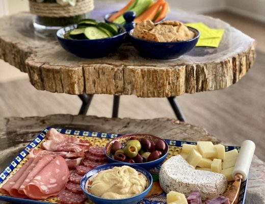 Charcuterie for Summer Entertaining