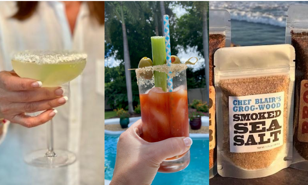 Keto tequila cocktails that go perfectly with Chef Blair's Sea Salt
