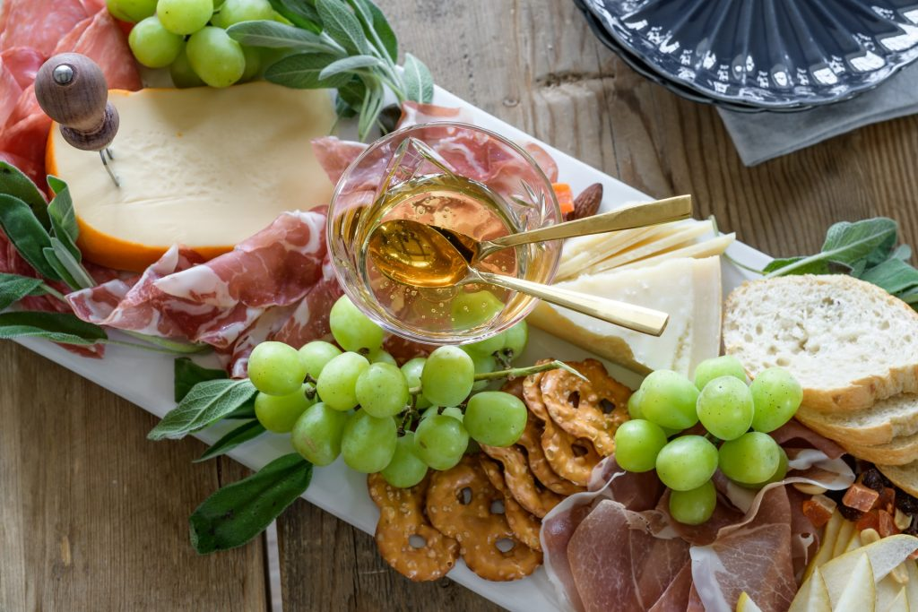 Charcuterie Board for Summer Entertaining