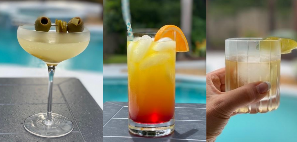 these keto tequila cocktails are perfect for entertaining