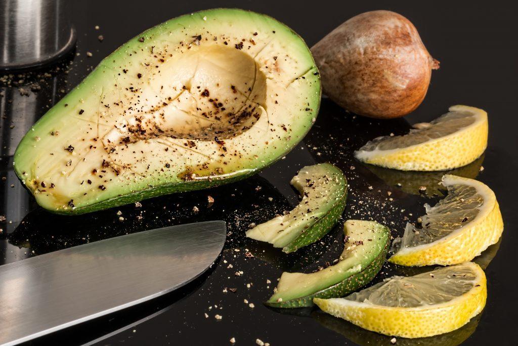 keto low carb guacamole starts with ripe avocados