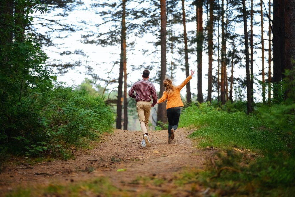 find a new park or trail on labor day weekend