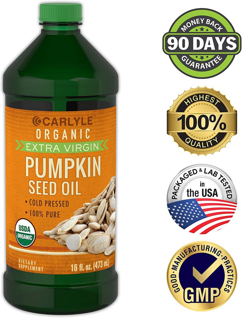 carlyle pumpkin seed oil