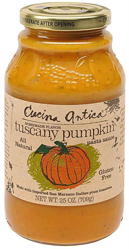 tuscany pumpkin sauce