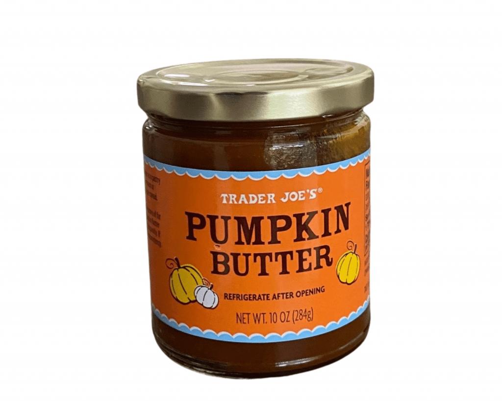 trader joe's pumpkin butter