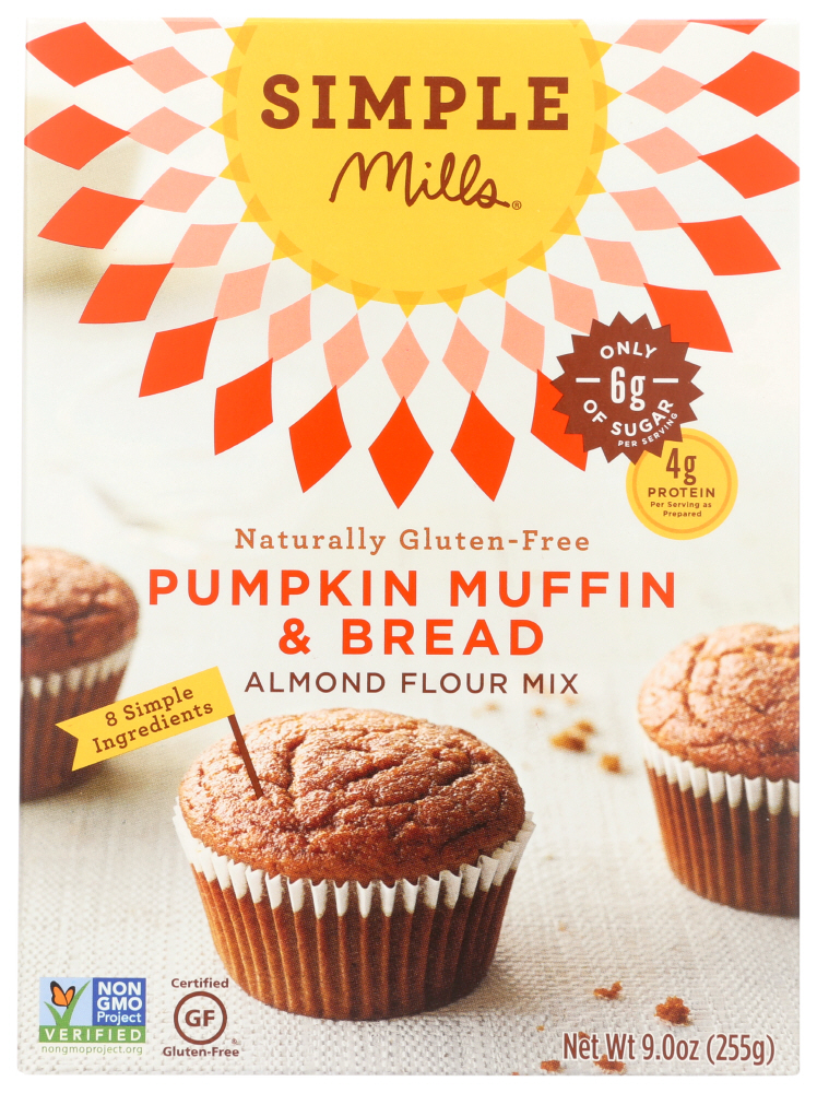 simple mills pumpkin muffin mix with health benefits