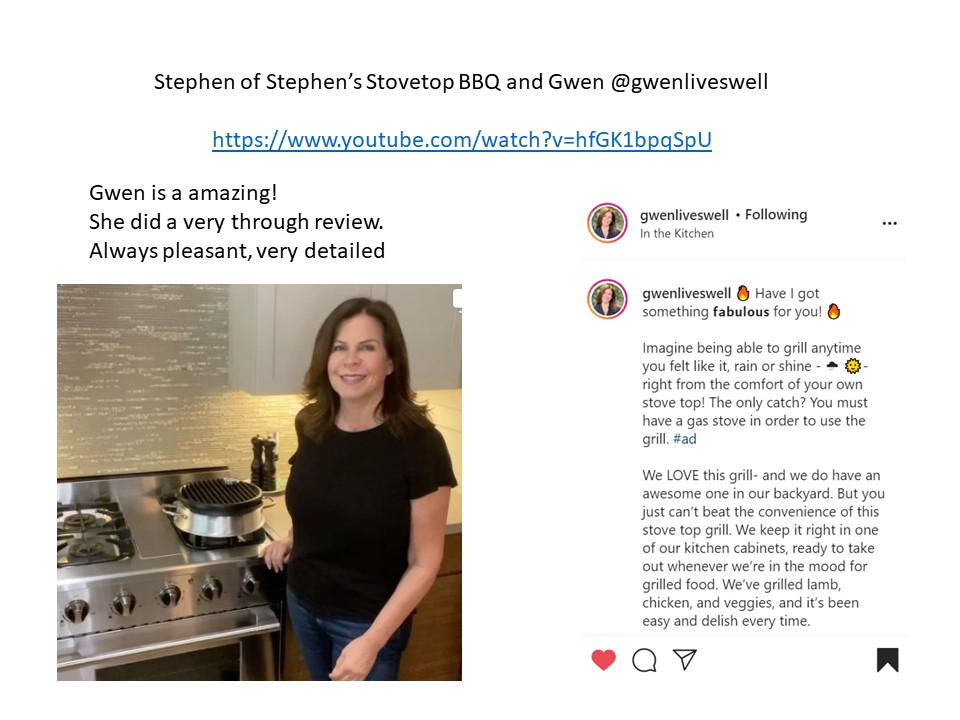 Stephen's BBQ Grill Review