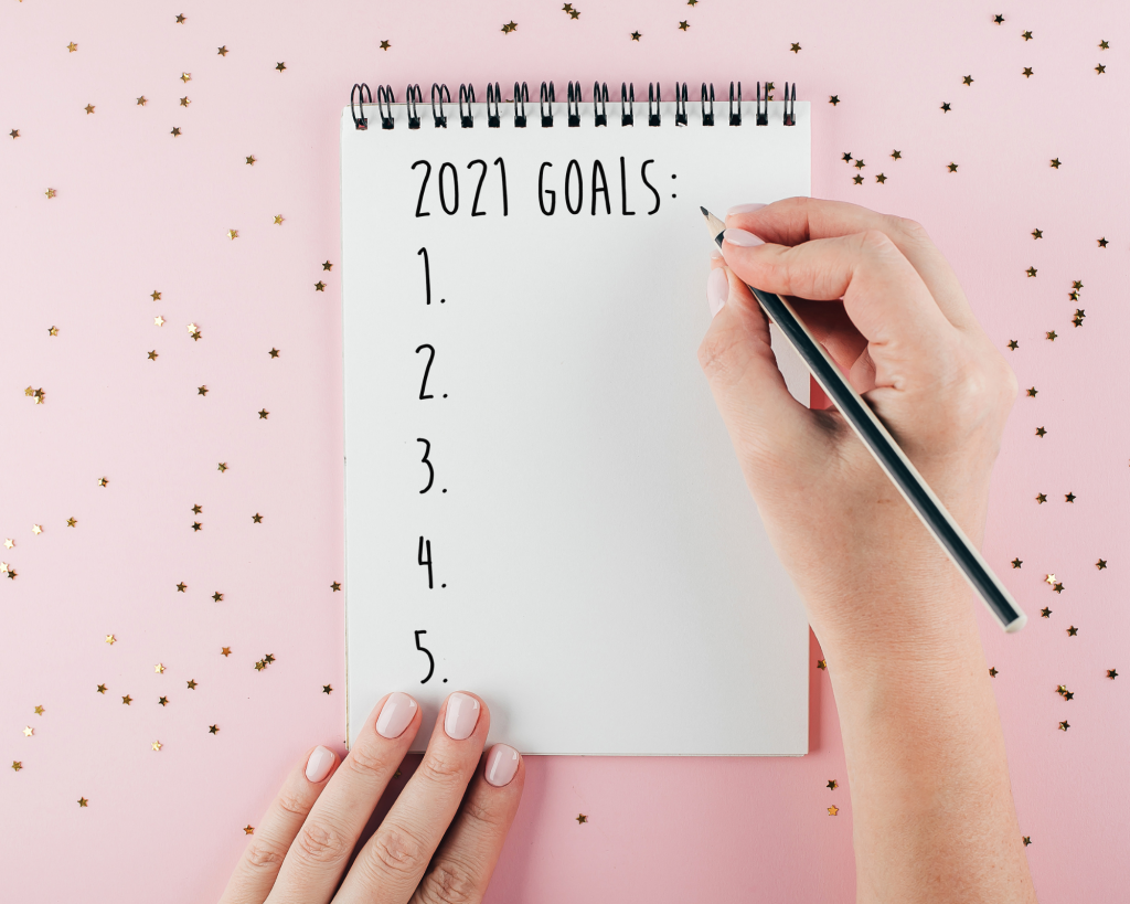 sticking to new year's resolutions