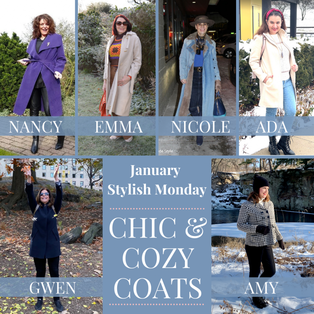 chic and cozy coats