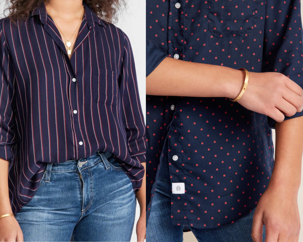 I own these button-ups