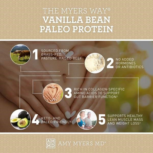 vanilla protein powder