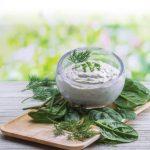 Creamy Spinach & Dill