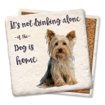 It's Not Drinking Alone – Dog