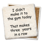 I Didn't Make it to the Gym Today