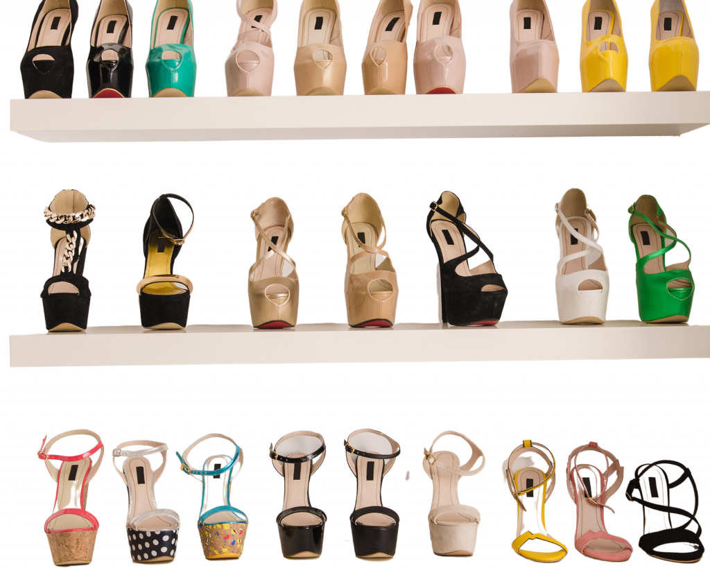 everyday luxe means shoes