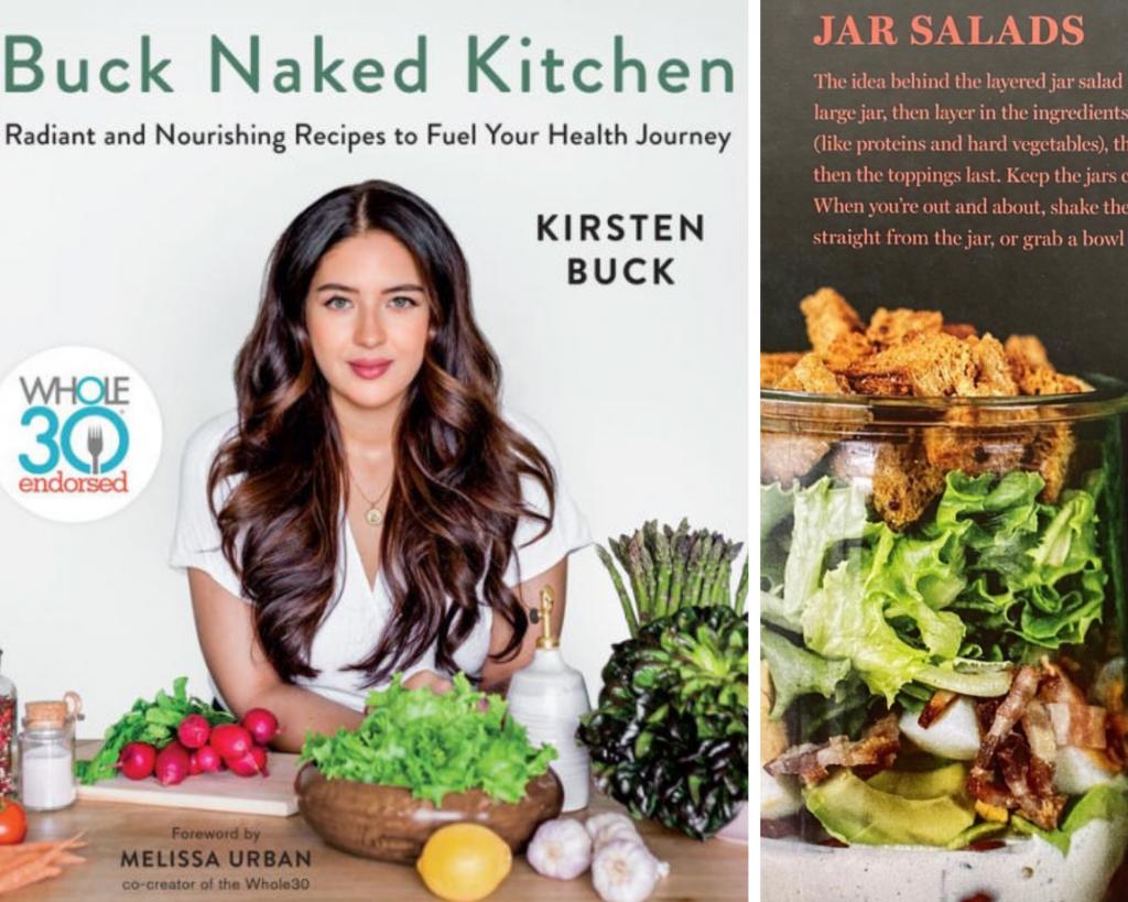 Buck Naked Cookbook