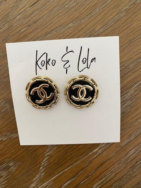 cc earrings