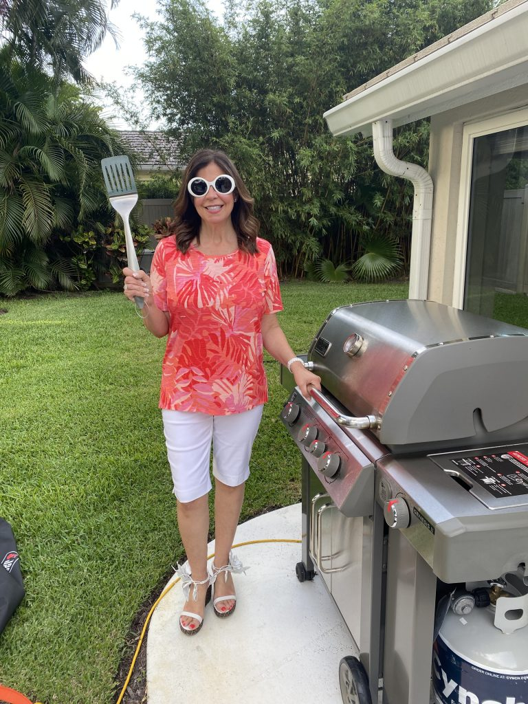 Backyard BBQ Style